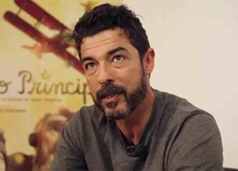 """L'attore Alessandro Gassmann (51) è da qualche tempo divenuto un """"pasionario"""" di varie cause civili"""