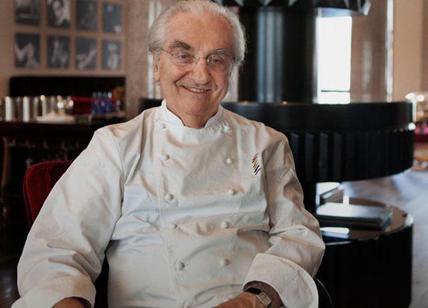 Morto lo chef Gualtiero Marchesi, aveva 87 anni