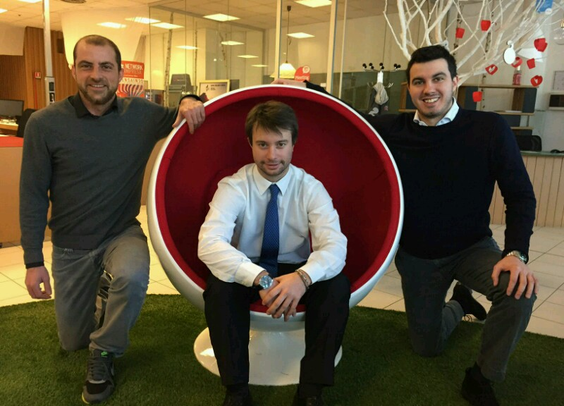 Azzurrodigitale e jacopo pertile. under 30, startup e digitale ...