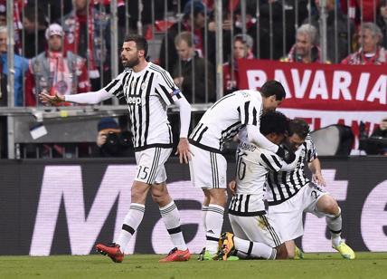 Infortunio Barzagli: problemi alla spalla, tegola Juventus