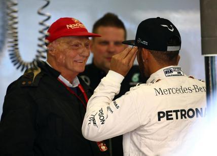 Trapianto di polmoni per Niki Lauda: l'ex pilota è in condizioni critiche