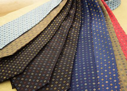 prestazione affidabile più nuovo di vendita caldo nuovo stile del 2019 Marinella, le cravatte made in Italy fanno il bis a Londra ...