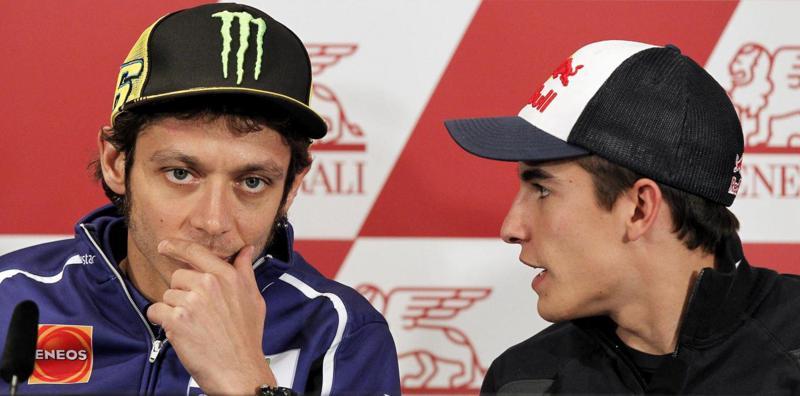 MotoGp, Marquez: Non mi conviene una guerra fuori pista con Rossi