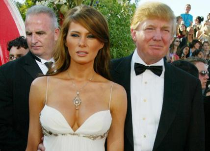 Trump in difficoltà? Lo aiuta la moglie Melania