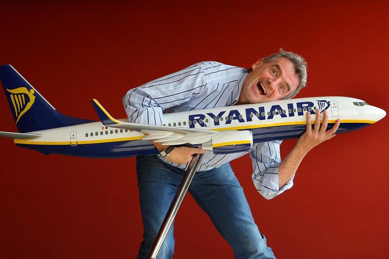 """Il numero due di Ryanair, Kenny Jacobs: """"Siamo invece pronti a servire gli scali di altre compagnie"""""""