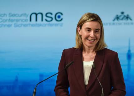 The negotiator, Mogherini si racconta a Vogue America