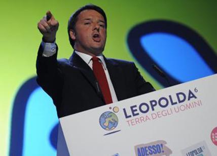 Renzi Leopolda ape