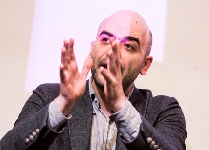 Saviano all'Alcatraz: