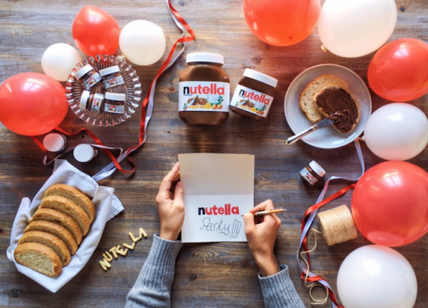 Nutella celebra il #WorldNutellaDay