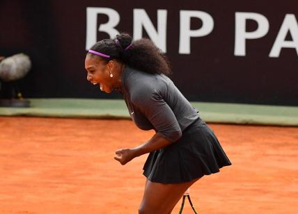 Serena Williams fa poker e torna regina agli Internazionali di Roma