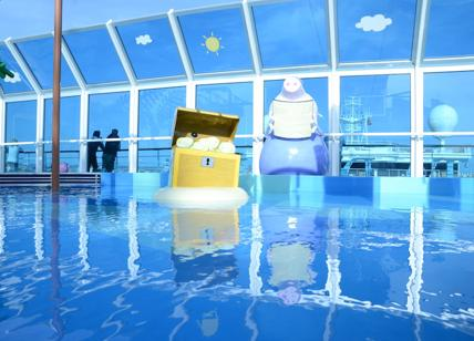 buy online 4c0e8 4ac19 Costa Crociere, Peppa Pig sale a bordo di Diadema ...