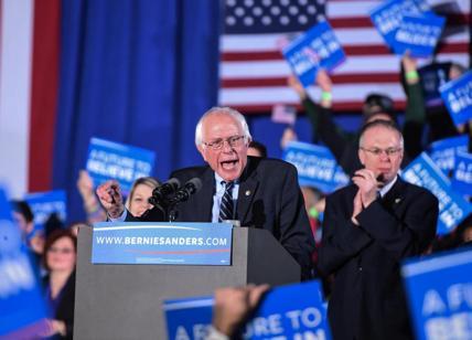Sanders contro Trump: bugiardo, razzista