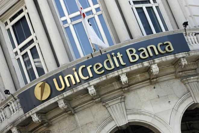 UniCredit ha avviato un accelerated bookbuilding sul 20% di FinecoBank e continuerà a controllare e consolidare il restante 35%