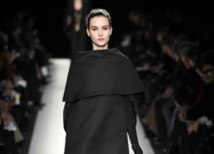 Yves Saint Laurent dall'autunno a Milano in Galleria Vittorio Emanuele II