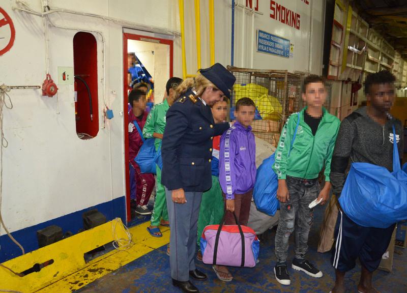 Al Viminale si fanno i conti con gli ultimi arrivi: oltre 13mila i migranti soccorsi in quattro giorni