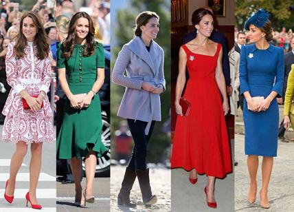 abiti kate middleton canada ape