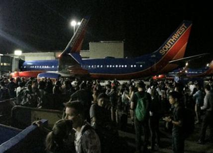 Los Angeles: terminal aeroporto chiusi per allarme attentato