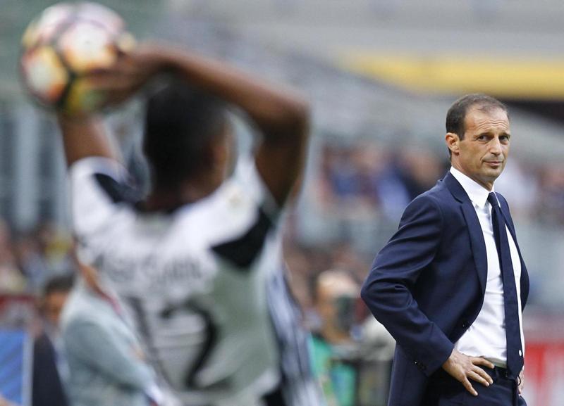 """Juventus-Cagliari 4-0: Allegri. """"Importante riprendere la testa della classifica"""". Su Dybala, Pjanic e la sostituzione di Buffon... Parla il tecnico della Juve"""