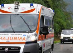 Furgone contro guardrail Incidente mortale sul Gra