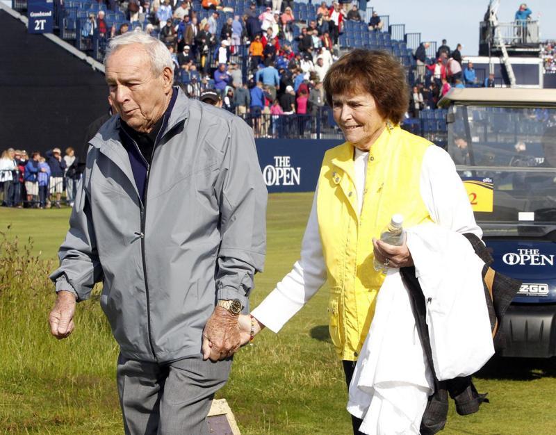 Golf in lutto: morto Arnold Palmer, The King del green