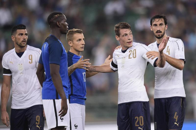 Mondiali2018: Nazionale. Belotti ha un risentimento muscolare, niente Israele per l'attaccante dell'Italia