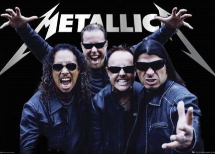 Il ritorno dei Metallica con