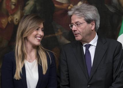 I volti di Maria Elena Boschi nel governo Gentiloni. Le foto