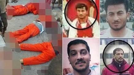 Orrore Isis: uccise 5 persone tra cui 4 calciatori siriani a Raqqa