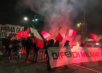 Migranti: arrivi in caserma Montello