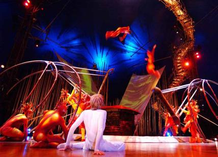 Cirque du Soleil, arriva a Roma il tour europeo di Amaluna