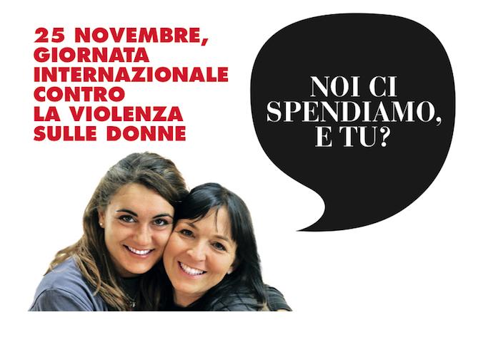 San Venanzo aderisce alla Giornata internazionale contro la violenza sulle donne