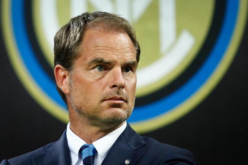 Inter - Dal caso Brozovic a Gabigol e Icardi, parla l'allenatore nerazzurro De Boer