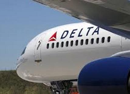 Fiumicino, computer Delta Airlines in tilt: caos in aeroporto