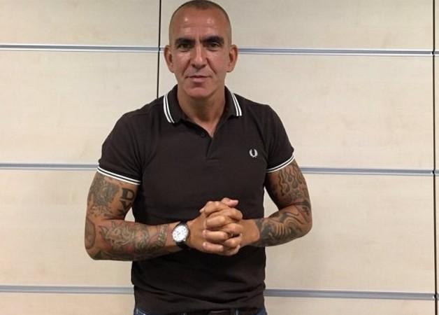 Di Canio sospeso da Sky per il tatuaggio su Mussolini
