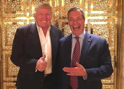 Nigel Farage ha incontrato Donald Trump