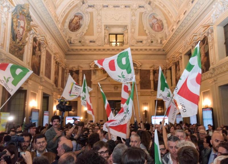 Il circolo è uno dei luoghi di maggior spinta ideale ed economica per il Pd milanese