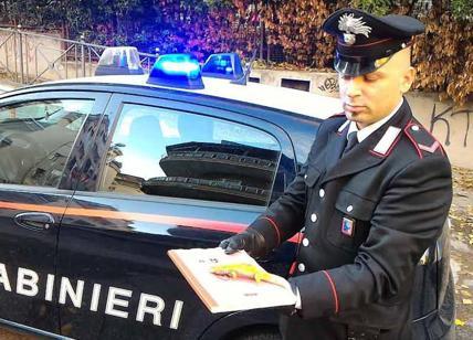 Milano, blitz dei Carabinieri nel campo nomadi di via Bonfadini: trovate armi e droga