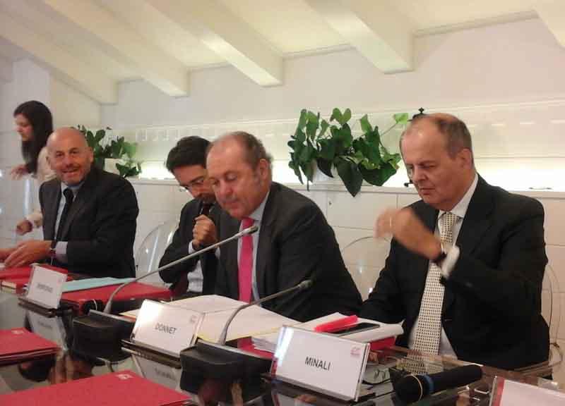 Generali,utile per 1,17 miliardi di euro