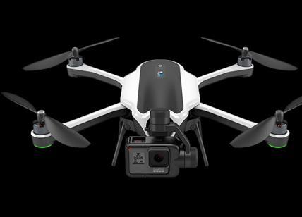 GoPro richiama tutti i droni Karma