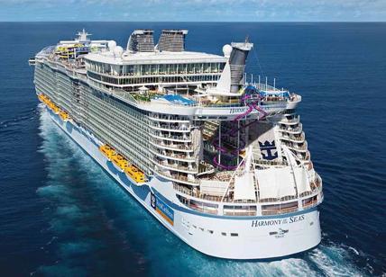 Incidente sulla nave più grande del mondo Tragedia in porto a Marsiglia