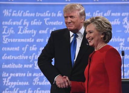 USA 2016. Trump-Hillary, oggi il primo dibattito tv