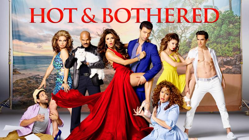Hot&Bothered, con Eva Longoria anche Amaury Nolasco di Prison Break