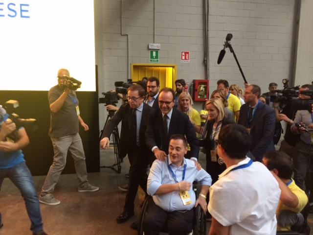 """Milano, Parisi: """"Elaboreremo un programma alternativo di governo rispetto a Renzi"""""""