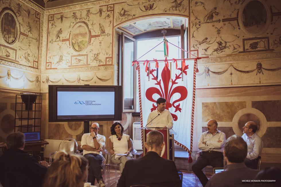Giovedì inizia la tre giorni fiorentina che organizza la maratona di scrittori, sportivi, filosofi, innovatori, sociologi del calibro di Zygmunt Bauman