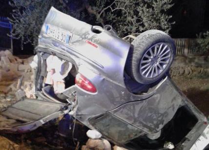 Incidente vicino Crispiano, 2 morti e 2 feriti gravi