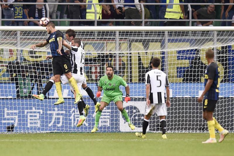 Inter vince in rimonta sulla Juventus: 2-1 firmato Icardi-Perisic