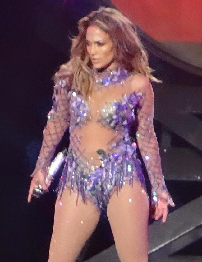 Jennifer Lopez sexy Fotogalerie