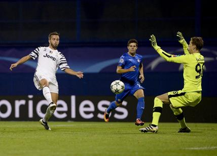 Champions League. Juventus - Dinamo Zagabria