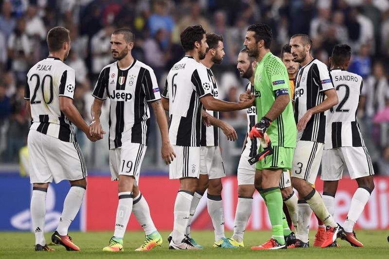 Juventus-Siviglia, uno 0-0 non umiliante in Champions League