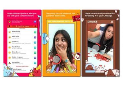 Lifestage, la nuova app di Facebook vietata ai maggiori di 21 anni
